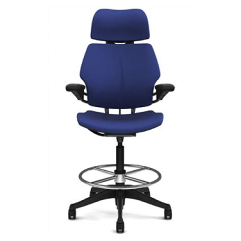 Humanscale Freedom Chair Canada by Humanscale Freedom Drafting Chair With Headrest Ugoburo