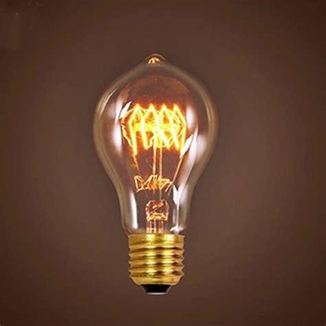 e27 antique edison bulb incandescent light vintage retro