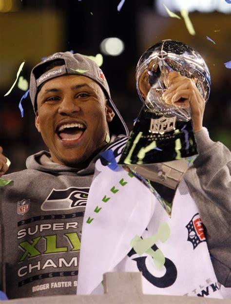 super bowl  records set  seahawks   victory