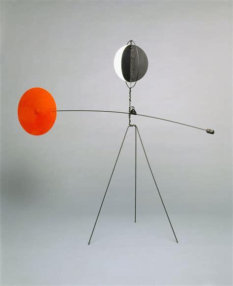 Calder Mobile Sculptures by Review Calder S Performing Sculpture Tate Modern