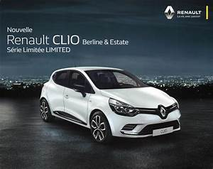 Renault Clio Serie Limitée Trend 2017 : clio iv s ries sp c ~ Dode.kayakingforconservation.com Idées de Décoration