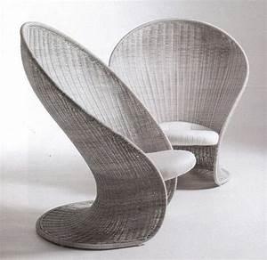Chaise Rotin Gris : le fauteuil en rotin les meilleurs mod les ~ Teatrodelosmanantiales.com Idées de Décoration