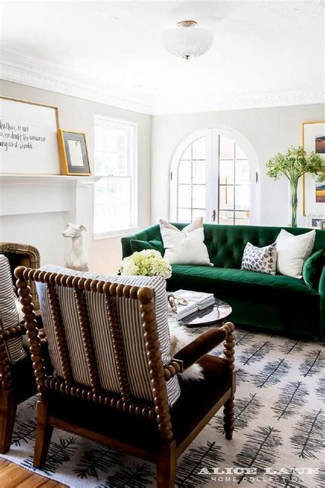 beautifully appointed transitional living room showcases