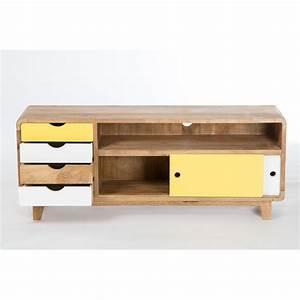 Meuble Salon Scandinave Maison Design