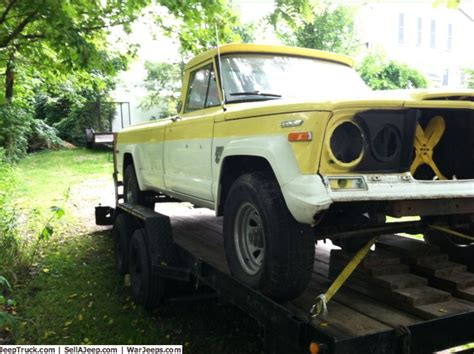 jeep gladiator 1971 image4