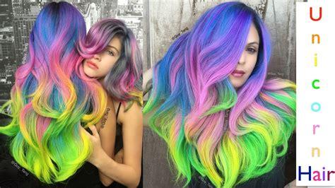 unicorn hair balayage ombre collection guy tang hair