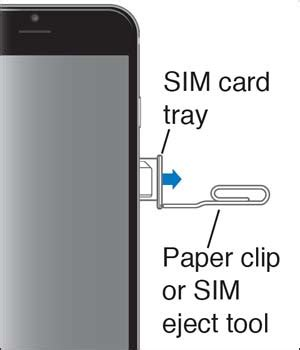 how to insert sim card in iphone 5 insert sim card apple iphone 5 verizon wireless
