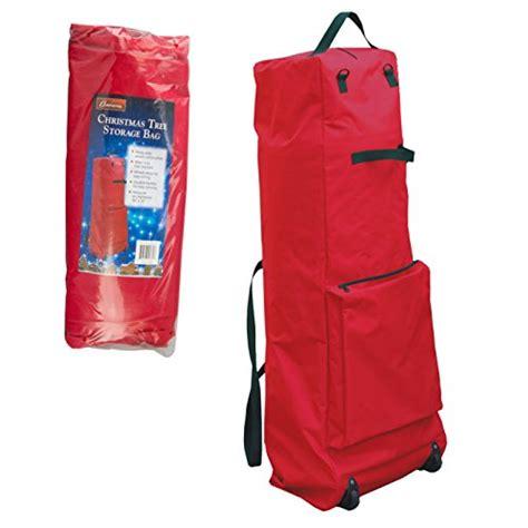 Christmas Tree Storage Bag With Wheels  Xl Heavy Duty 56