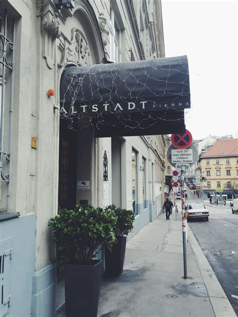 Hotel Altstadt Vienna by Hotel Altstadt Vienna Small Towns City Lights
