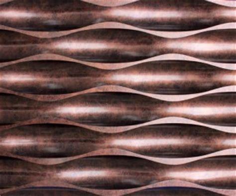 stillare  copper filament texture wall panels