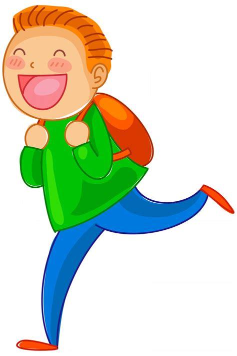 children school cartoon clipart