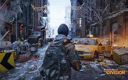 Division Tom Wallpapers Clancy Games Clancys Forward