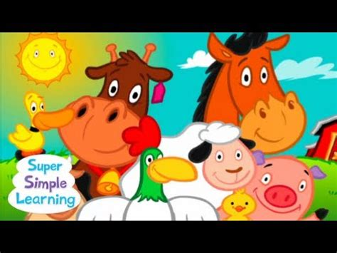 Good Morning Mr Rooster Super Simple Songs  Super Simple Songs Kids Learning English Childrens