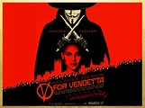 Movie and Comic Review: V for Vendetta (1982 and 2005 ...