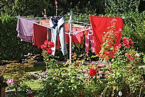 Was Kennzeichnet Eine Moderne Wäschespinne?