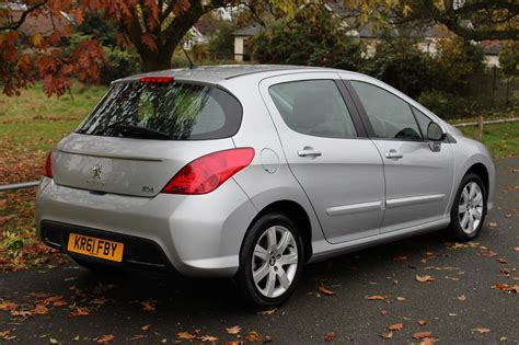 Used 2012 Peugeot 308 Hdi Active For Sale In Middlesex