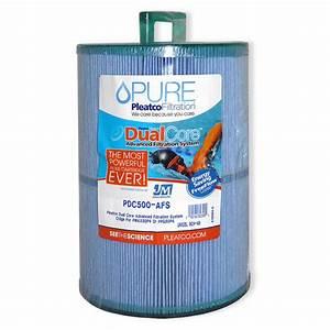 Filtre Spa A Visser : filtre pdc500 afs pleatco dualcore filtre spa bain remous 007120 ~ Melissatoandfro.com Idées de Décoration