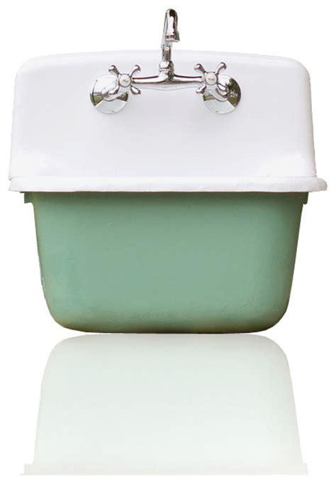 porcelain laundry utility sink refinished deep basin porcelain farm basin utility sink