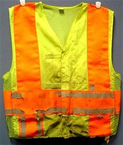 high visibility safety apparel  work zones