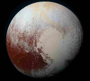Why Is The Sky Blue? (On Pluto, That Is) : The Two-Way : NPR