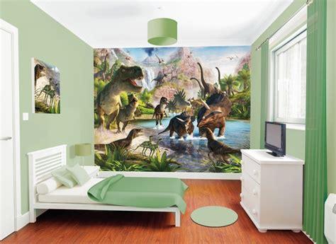 dinosaurier kinderzimmer ideen