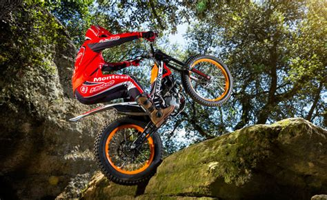 2015 Honda Cota 4rt260 Trials Bikes Announced