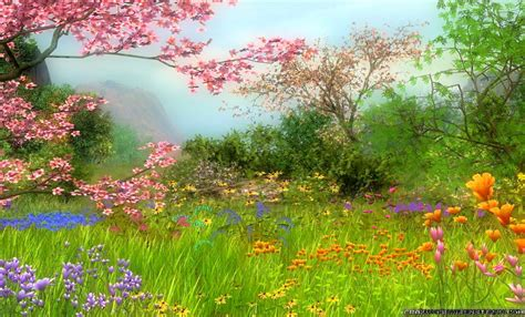 Spring Scenic Wallpaper  Free Best Hd Wallpapers