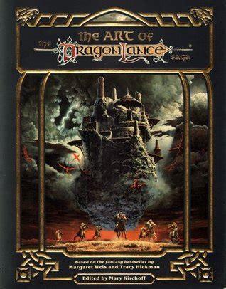 art   dragonlance saga  margaret weis