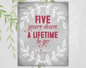 5 year anniversary quotes for husband quotesta With five year wedding anniversary