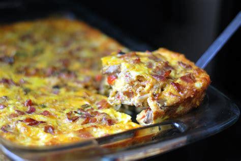 breakfast bake recipe ultimate breakfast casserole recipe dishmaps