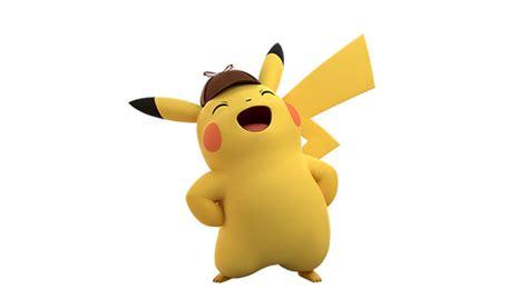 detective pikachu pokemon video games