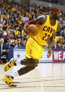 #SoleWatch: King James Wears 'Cavs' Nike LeBron 13 In ...