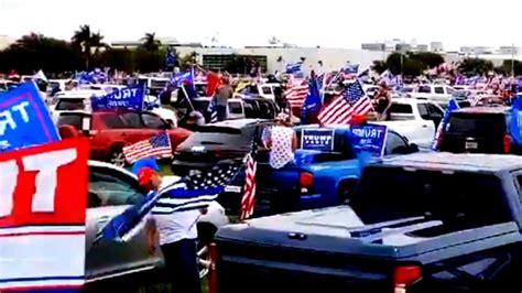 trump latinos vs biden parades whatfinger