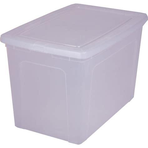 boite plastique cuisine boîte modular clear box plastique l 39 5 x p 59 5 x h 37