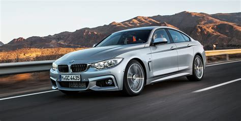Bmw 4 Coupe by Bmw 4 Series Gran Coupe Four Door Hatchback Revealed