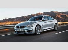 BMW 4 Series Gran Coupe fourdoor hatchback revealed