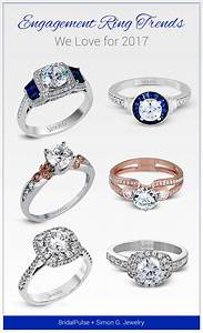 engagement rings 2017 trends we love plus necklace With wedding ring trends 2017