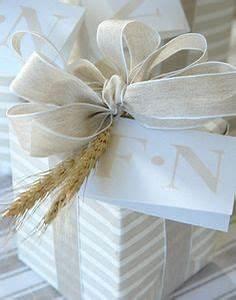 Elegant Gift Wrapping on Pinterest