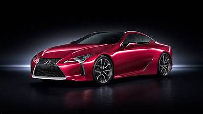 Lexus Lc York Wallpapers Motor Coupe Official