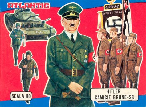 playsets for atlantic 9008 camicie brune ss figures