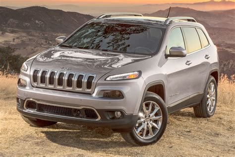 Used 2015 Jeep Cherokee For Sale  Pricing & Features