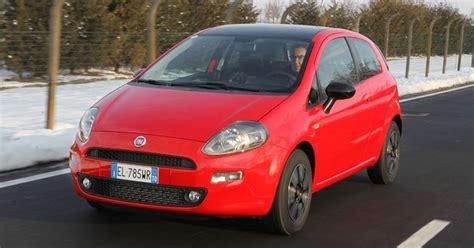 Fiat Ny by Ny Fiat Punto Twinair Bilsektionen Dk