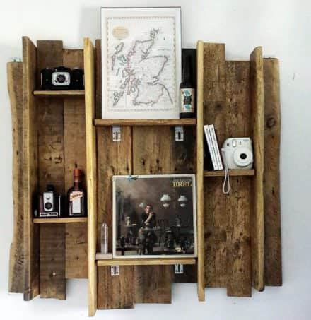 Une Etagere by Hundreds Of Diy Pallet Wood Furniture Ideas 1001 Pallets