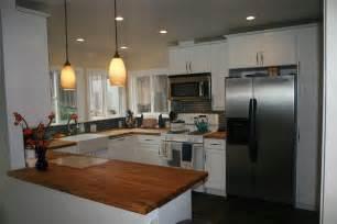 expandable kitchen island small modern kitchen decoration with black brick backsplah
