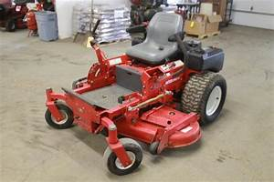 Mtd Z2560 Zero Turn Lawn Mower