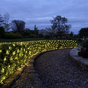 7 stylish outdoor christmas lighting ideas ideal home With outdoor net lighting for trees