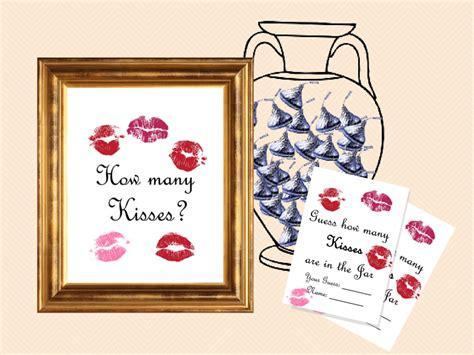guess   kisses     jar magical printable