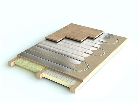 Electric Underfloor Heating For Wooden Floors   Home Safe