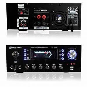 2x Home Hifi Audio Studio Monitor Speakers Usb Mp3 Mini