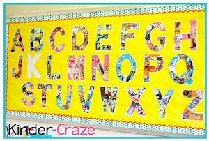 my biggest faq answered With large alphabet letters for classroom wall